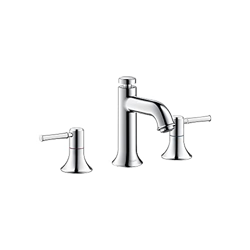 hansgrohe Talis C Classic Premium Easy Clean 2-Handle 3 6-inch Tall Bathroom Sink Faucet in Chrome, 14113001