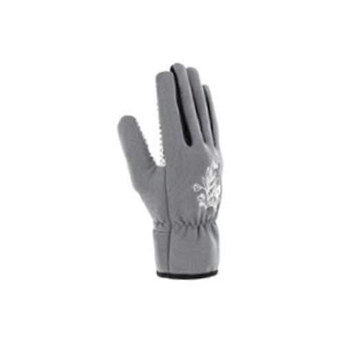Blackfox Handschuhe Größe L hellgrau Grip Garten