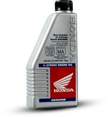 Honda 4-Stroke Bike Engine Oil