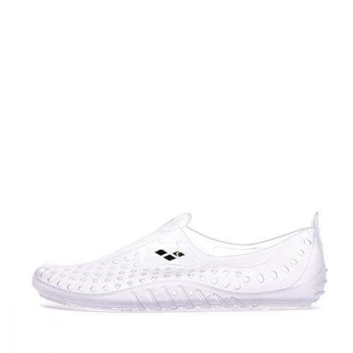 ARENA Herren Sharm 2 Aqua Schuhe, Transparent (Clear 011), 45 EU