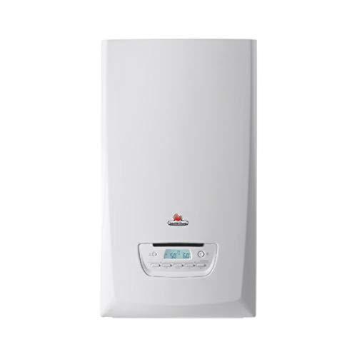 Caldera mural ThermoMaster Condens F 100 de alta potencia, 100 kW, para soluciones colectivas de condensación, sólo calefacción, de clase 5 Nox, 80 x 48 x 47 centímetros Clase de eficiencia energética A