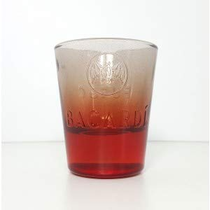 Bacardi Fuego Shotglas