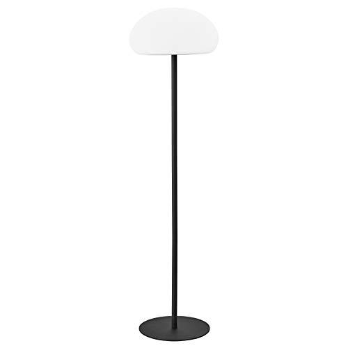 SPONGE-Lámpara de pie para exterior de metal, 126 cm de altura, color...
