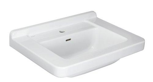 Waschtisch Vintage , 58 cm , Weiß , Waschbecken