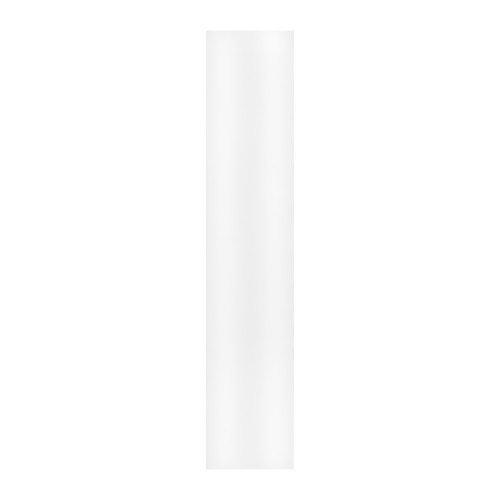 Ikea LUDDHAVRE Schiebegardine in weiß; (60x300cm)