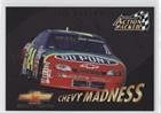 Jeff Gordon (Trading Card) 1997 Pinnacle Action Packed - Chevy Madness #N/A