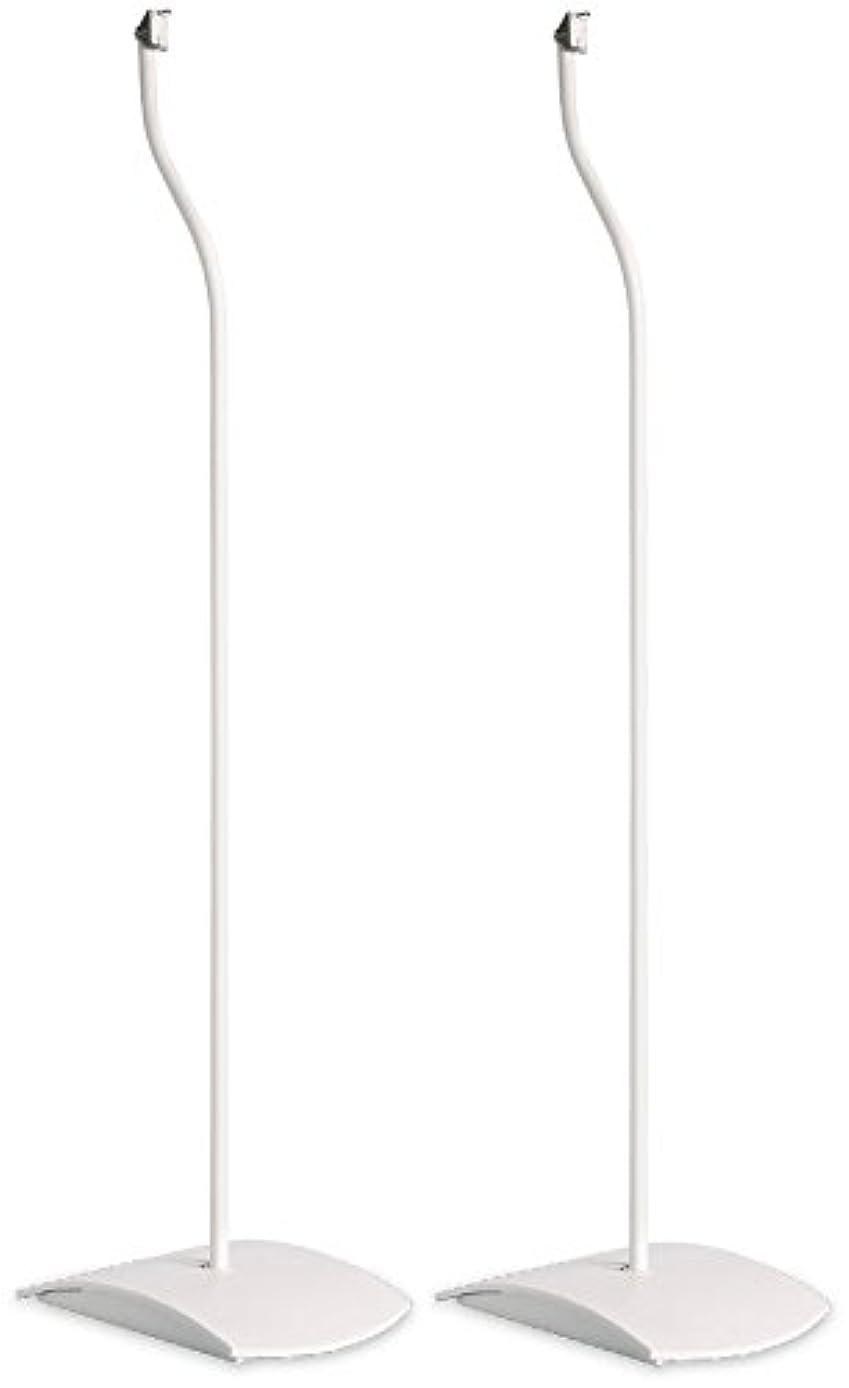 るブラシ道徳のBose UFS-20 Series II universal floorstands スピーカースタンド ホワイト