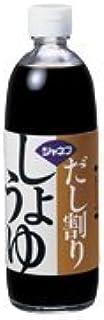 減塩 調味料 35% 減塩 だし割り 醤油 ジャネフ 500ml ( たんぱく質 リン カリウム 配慮 )