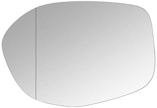OEM Mirror Glass + Backing for 2014-17 HONDA ODYSSEY HEATED Driver Side View Left LH