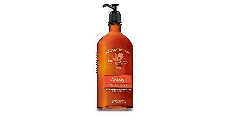 Bath & Body Works Aromatherapy Energy - Orange + Ginger Body Lotion, 6.5 Fl Oz