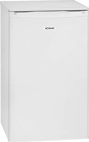 Bomann KS 163.1 Kühlschrank / Kühlen: 85 L / Gefrieren: 10 L / LED Innenraumbeleuchtung / weiß
