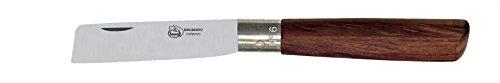 Imex El Zorro taponera 51509-Couteau Carbon Lame 7 cm