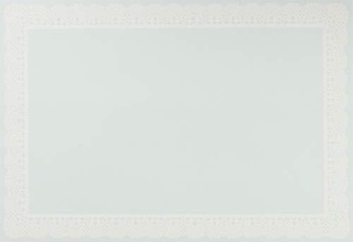 アーテック 無蛍光和紙テーブルマットレースB ブルー TE-M12100枚入M QMTE001