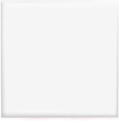 QIANCHENG-Cushion Gepolsterte Wandpaneele DIY Kopfteil Fliesen Wanddekoration Home Solid Color Collision Schutzhülle Spleißbar Selbstklebend, 6 Farben (Color : C, Size : 3pcs)