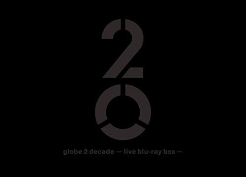 globe 2 decade - live blu-ray box -