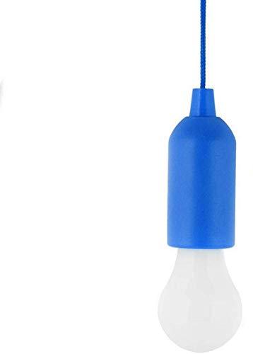 Plafondhanglamp 3 STKS LED Hanglamp Batterij Aangedreven Kleurrijke Trekkoord Lampen LED Drop Lampen E27 Indoor Verlichting Keuken lamp - A