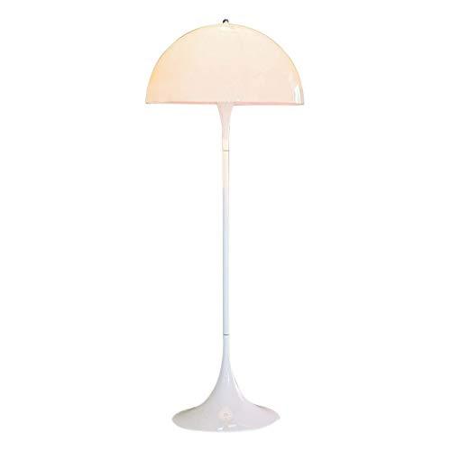 Tingting1992 lampadaire Salon créatif Salle à Manger Bureau Chambre Lampe lampadaire Acrylique Abat-Jour Fer lampadaire Lampe