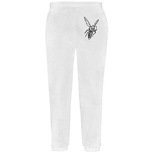 Azeeda Mittel 'Hornisse' Grau Joggeurs adultes / Pantalons de survêtement / Fonds (JO00114002)