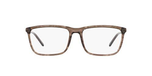Ralph Lauren 0RL6190 Monturas de gafas, Striped Brown, 54 para Hombre