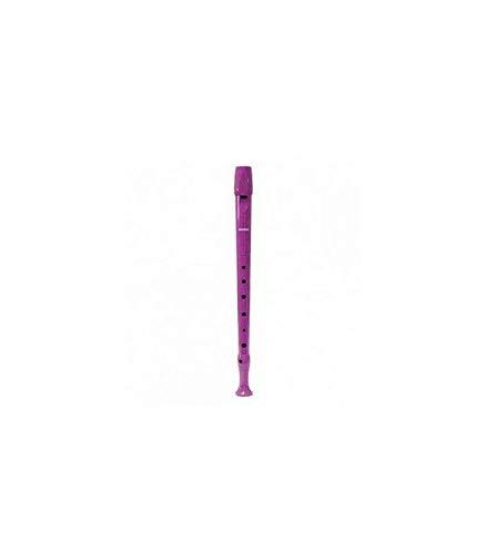 Flauta violeta Hohner con funda - -5% en libros