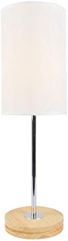 Schreibtischlampen Schreibtischlampe Nachttischlampen Innenbeleuchtung Tischleuchten Augenschutz Lernen Schlafzimmer Massivholz Dekorative Stoff Bett Leselampen ZHAOYONGLI