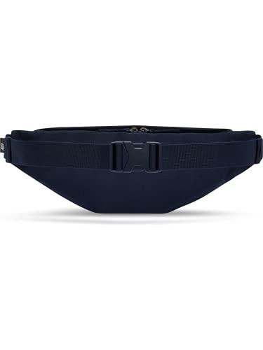 Riñonera con 2 bolsillos Nike, 451 Azul, Talla única,