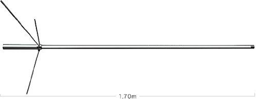 ダイヤモンド D777 120/300MHz帯エアバンド受信用アンテナ