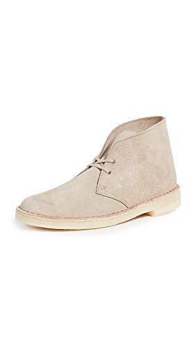 Clarks Herren Desert Boot Chukka, Stiefel, Sand, 45 EU