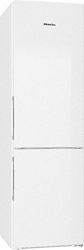 Miele KFN 29233 ws Kühl-Gefrier-Kombination / Energieeffizienz A+++ / 201 cm Höhe / 174 kWh / 101 Liter Gefrierteil / Geräumige Schublade mit verstellbarer Feuchtigkeit - Dailyfresh