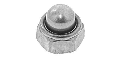 鉄/クロメート キャップ付ステイブルナット M8 (4個)