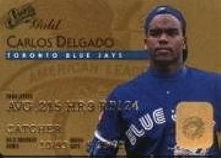 carlos delgado baseball card