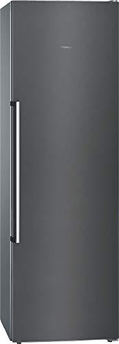 Siemens GS36NAXEP iQ500 Freistehender Gefrierschrank / E / 234 kWh/Jahr / 242 l / noFrost / bigBox / LED-Innenbeleuchtung