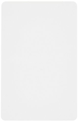 CR80 - Tarjetas de PVC de calidad gráfica, 30 mm, 500 unidades (CR8030)