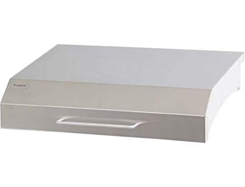 Le Marquier Couvercle INOX pour plancha de Largeur 75cm Baia ou Amalia