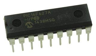 Microchip Microcontroller Mcu 8 Bit Dip-18 - Pic16 20Mhz Popular shop is the lowest Los Angeles Mall price challenge PIC