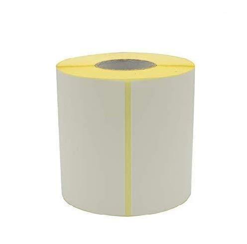 Virsus 1 rotolo da 500 etichette termiche misura 100 x 100 foro 40 mm