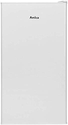 Amica Vollraumkühlschrank nur 45cm breit A++ 61L Bürokühlschrank Weiß VKS 351 116 W