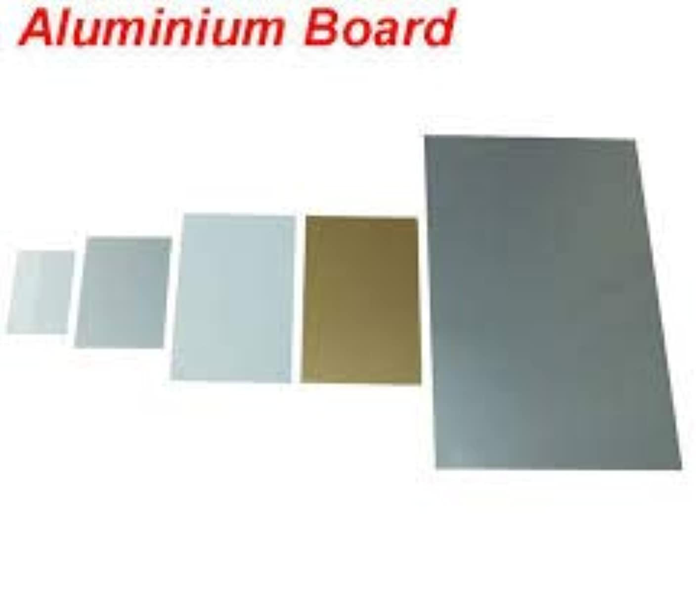 4 Gold Dye Sublimation Blank Aluminum Board Heat Transfer Steel Sheet Engraved 10 X 15 cm 4''x6''