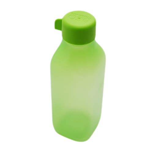 Tupperware to Go Eco - Botella de agua (500 ml, ecológica, 500 ml), color verde