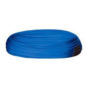40 m Stück, Side by Side, Kühlschrankschlauch, 6 mm Wasserschlauch Blau, 1/4 Zoll (6mm) für Side by Side Kühlschrank, Kühlschrankschlauch, 40 m am Stück, Farbe : BLAU, Wasserfilter, Osmoseschlauch