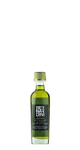 Huile d'olive vierge extra à la truffe blanche, bouteille 50 ml - Bernardini Tartufi