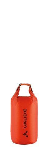 VAUDE Packsack Drybag Cordura Light, 2 Liter, orange, 30293
