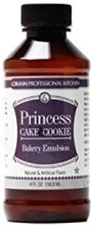 Best princess cake and cookie flavor bakery emulsion Reviews