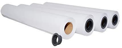 VIRSUS Rotoli Plotter Carta Plotter 91 x 50 m 90 gr/mq Rotolo Plotter Cartone da Varie Quantità (2)