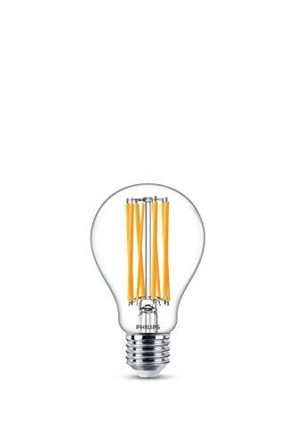 Philips LEDclassic Lampe ersetzt 150W, E27, neutralweiß (4000 Kelvin), 2452 Lumen, klar