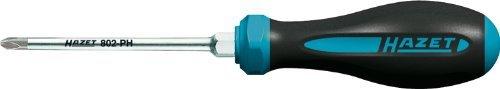 HAZET 802-PH1 Cross Recess Profile PH HEXAnamic Screwdriver - Multi-Colour by Hazet