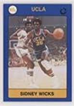 Sidney Wicks (Basketball Card) 1991 Collegiate Collection UCLA - [Base] #52