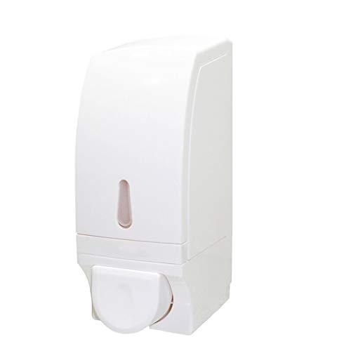 YIFEI2013-SHOP dispensador de jabón Dispensador De Jabón De Espuma Manual Dispositivo for Colgar En La Pared del Hotel De Desinfectante De Manos De Perforación De Mano Libre Soap Dispenser