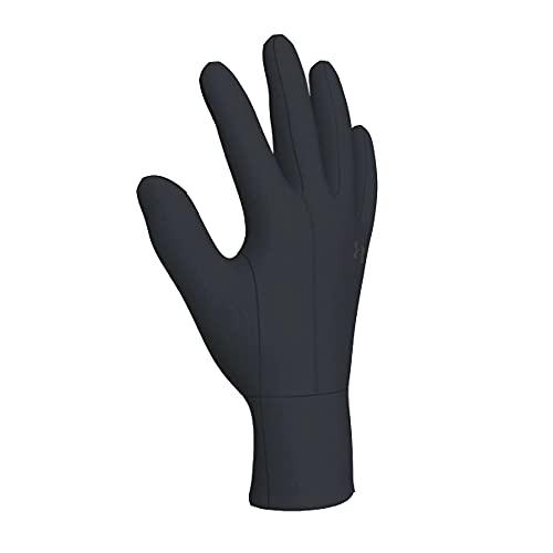 Under Armour Storm Liner Gloves Guantes para el frío, Negro (001)/Jet Grey, 6 1/2 HS para Mujer