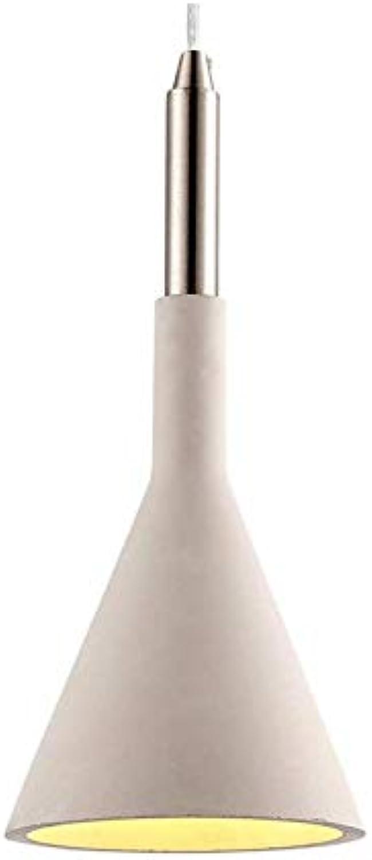 Kronleuchter-Deckenleuchte Single-Head dekorative Lampe 16X16X38Cm, Restaurant Schlafzimmer Bar Leuchte Licht